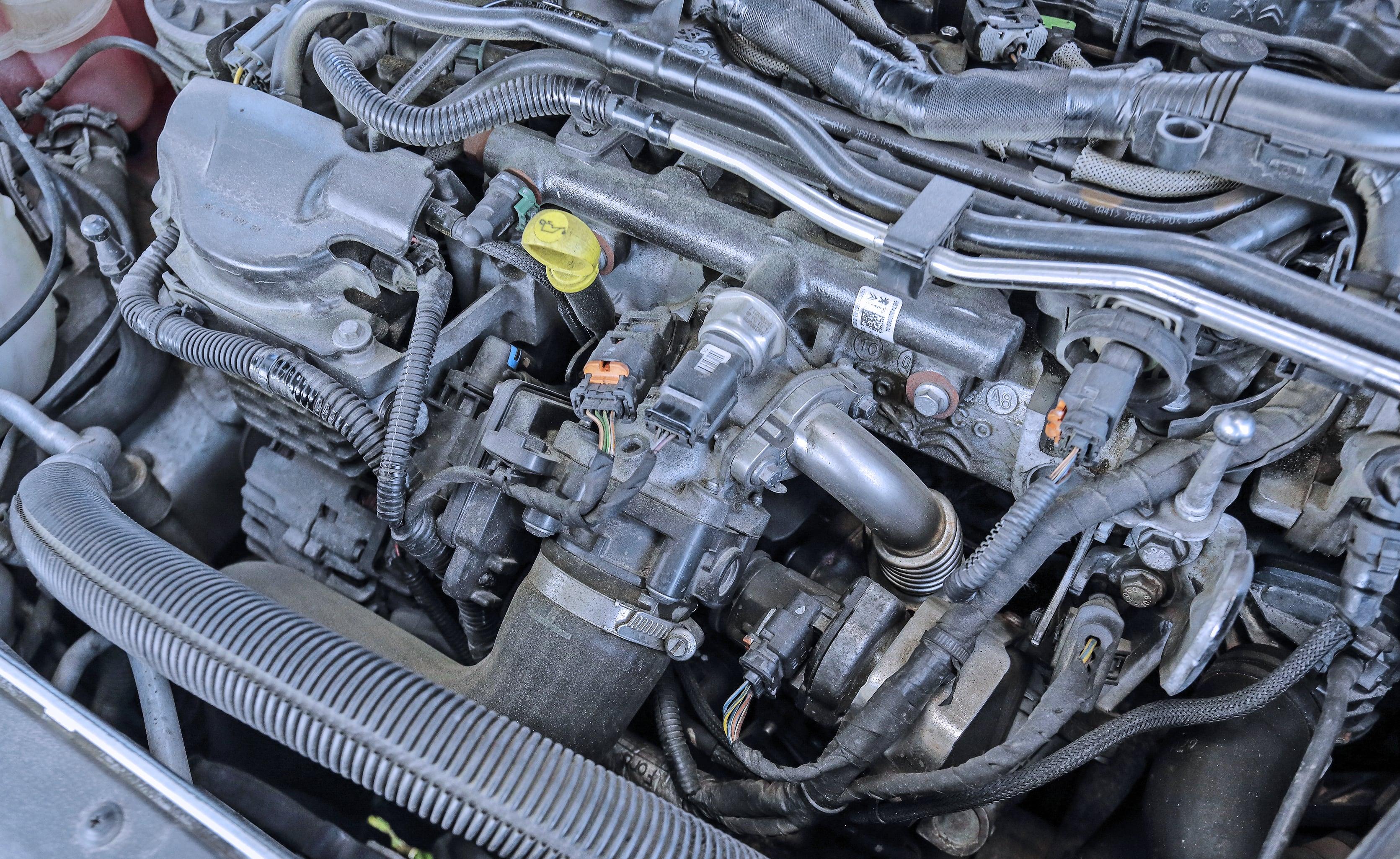Ford Mondeo Mk5 2.0 TDCi układ EGR