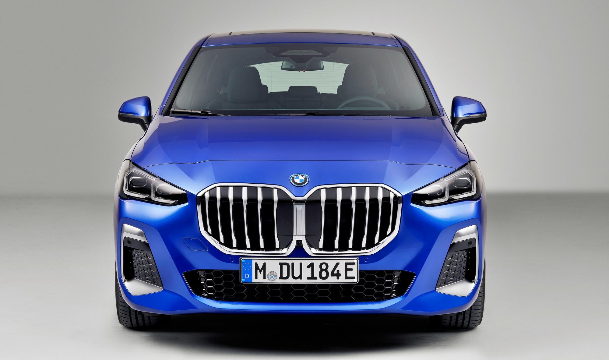 BMW serii 2 Active Tourer przód