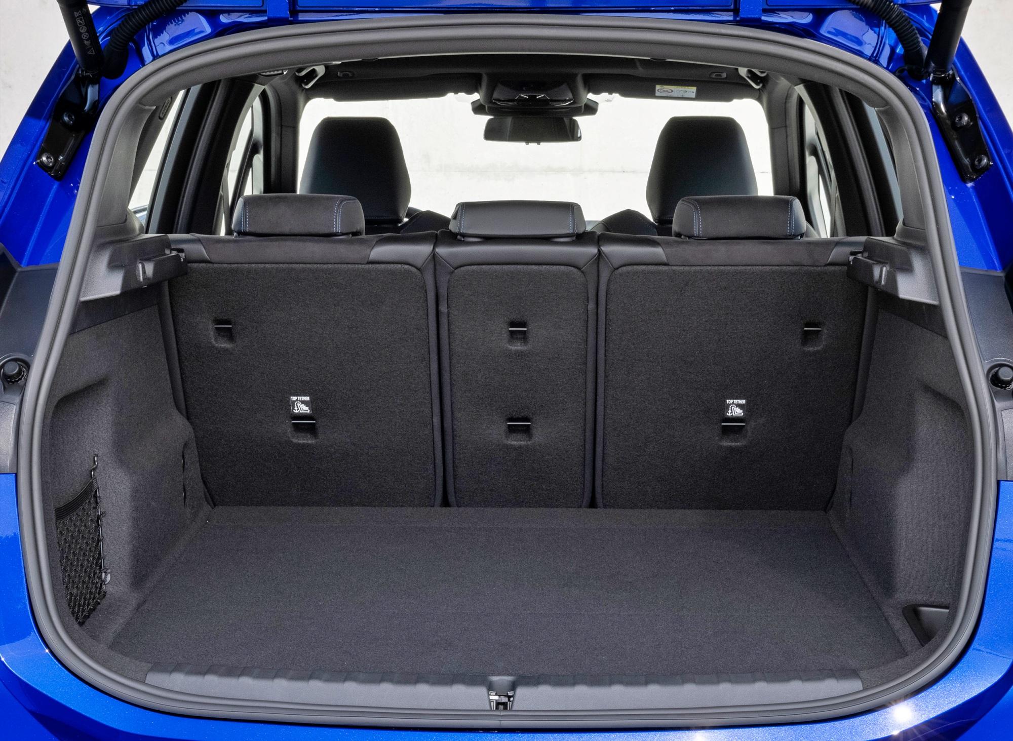 BMW serii 2 Active Tourer bagażnik