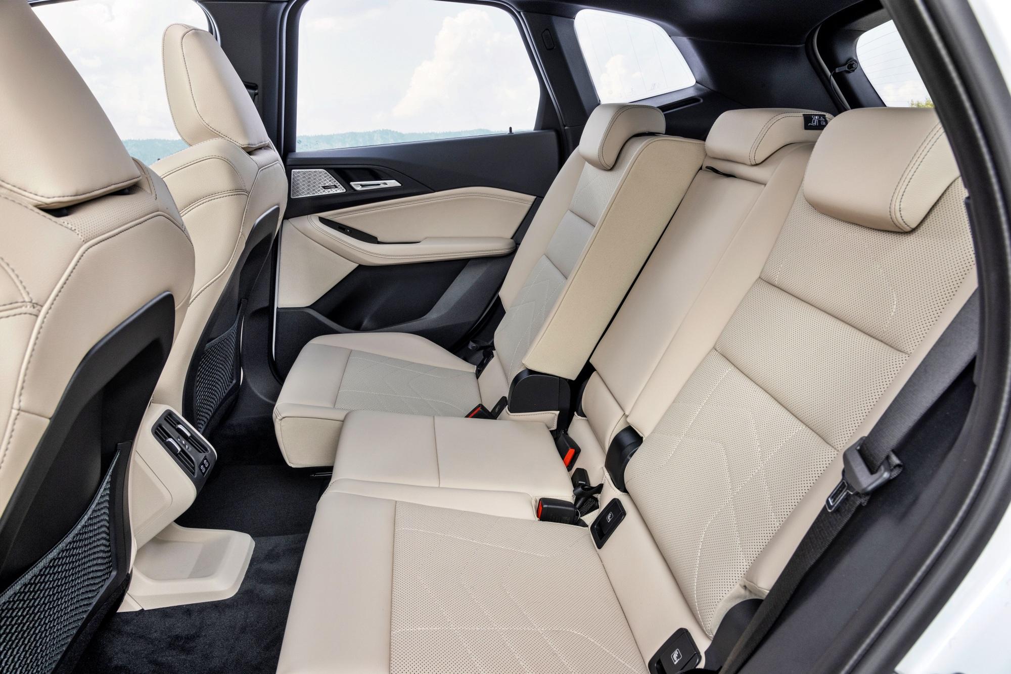BMW serii 2 Active Tourer kanapa