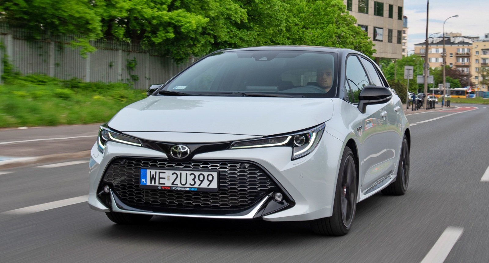 Toyota Corolla GR-Sport przód