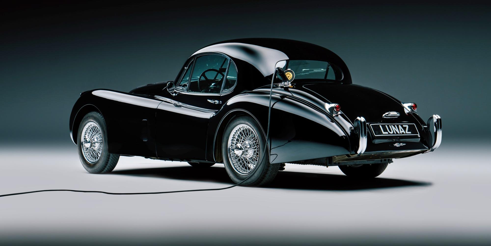 Jaguar Lunaz