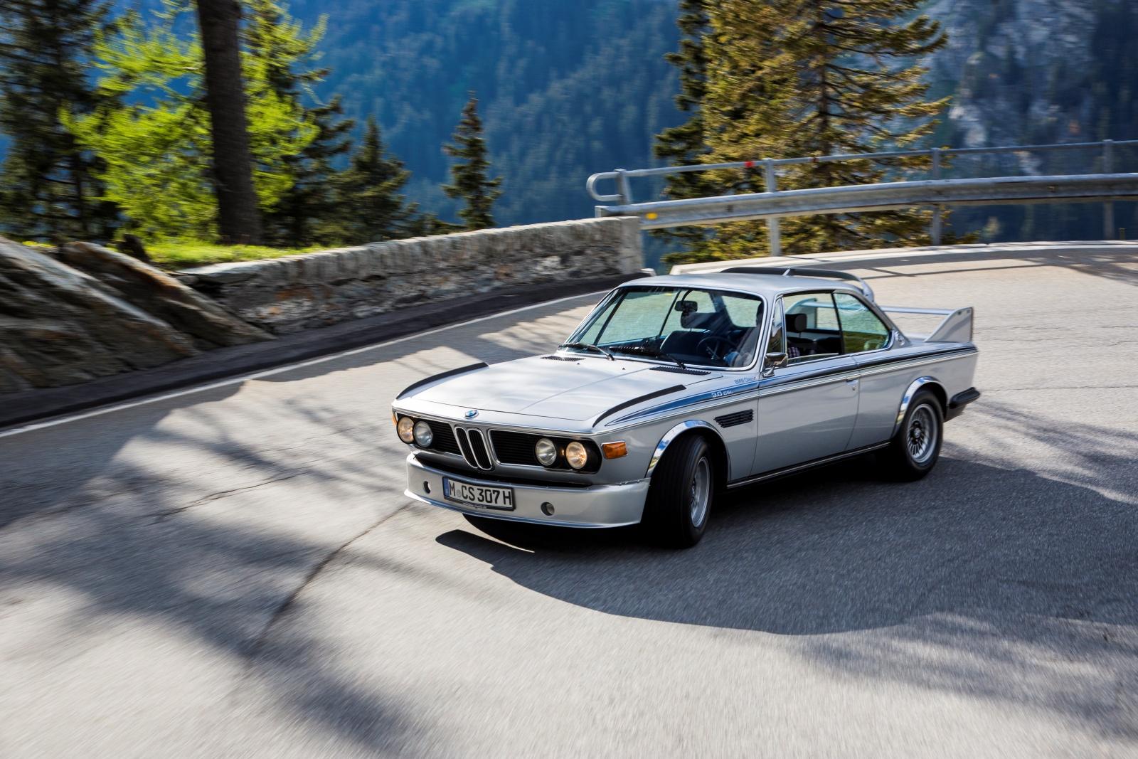 BMW 3.0 CSL - przód