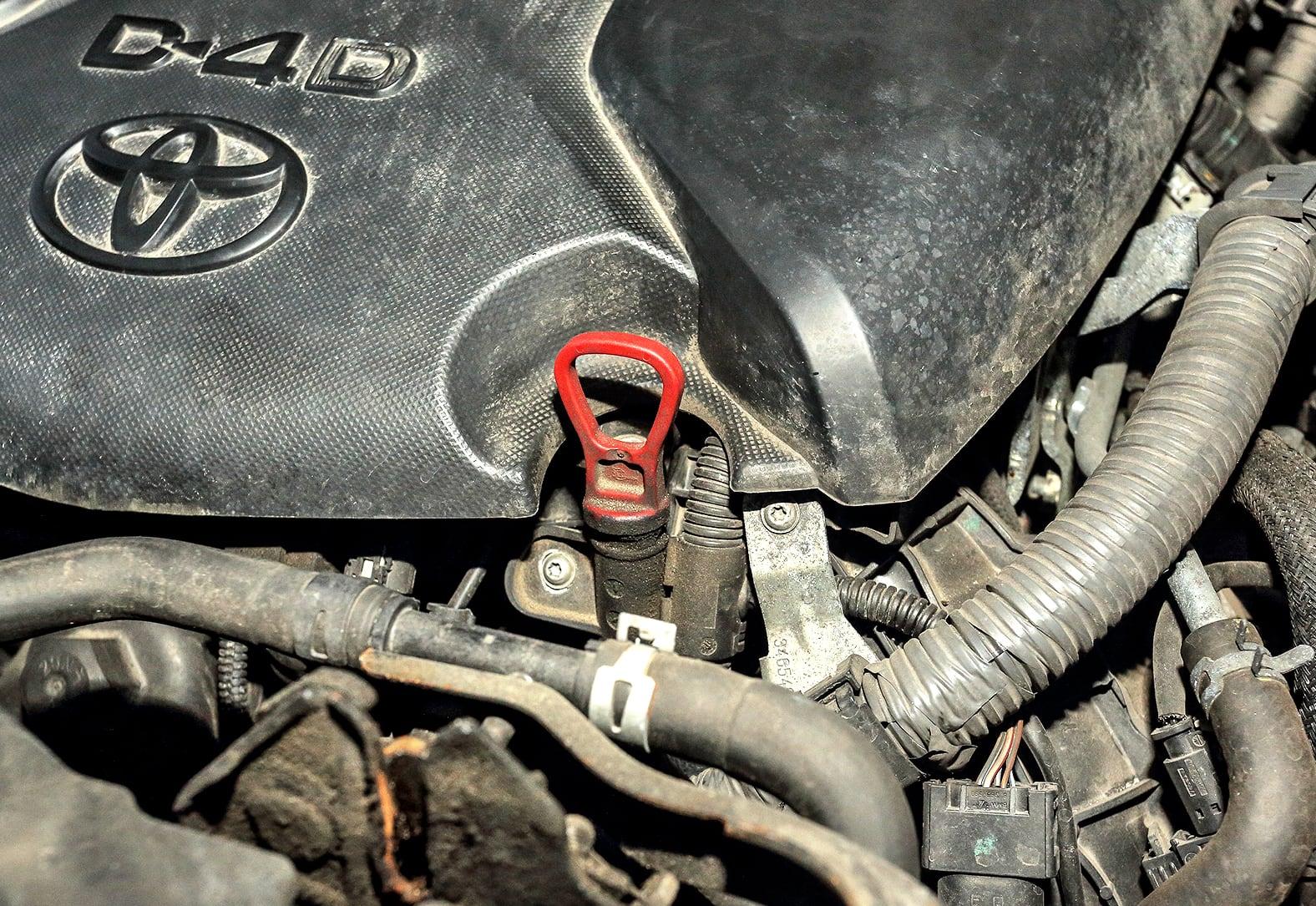Toyota Avensis III 2.0 D-4D Prestige silnik ibagnet dooleju
