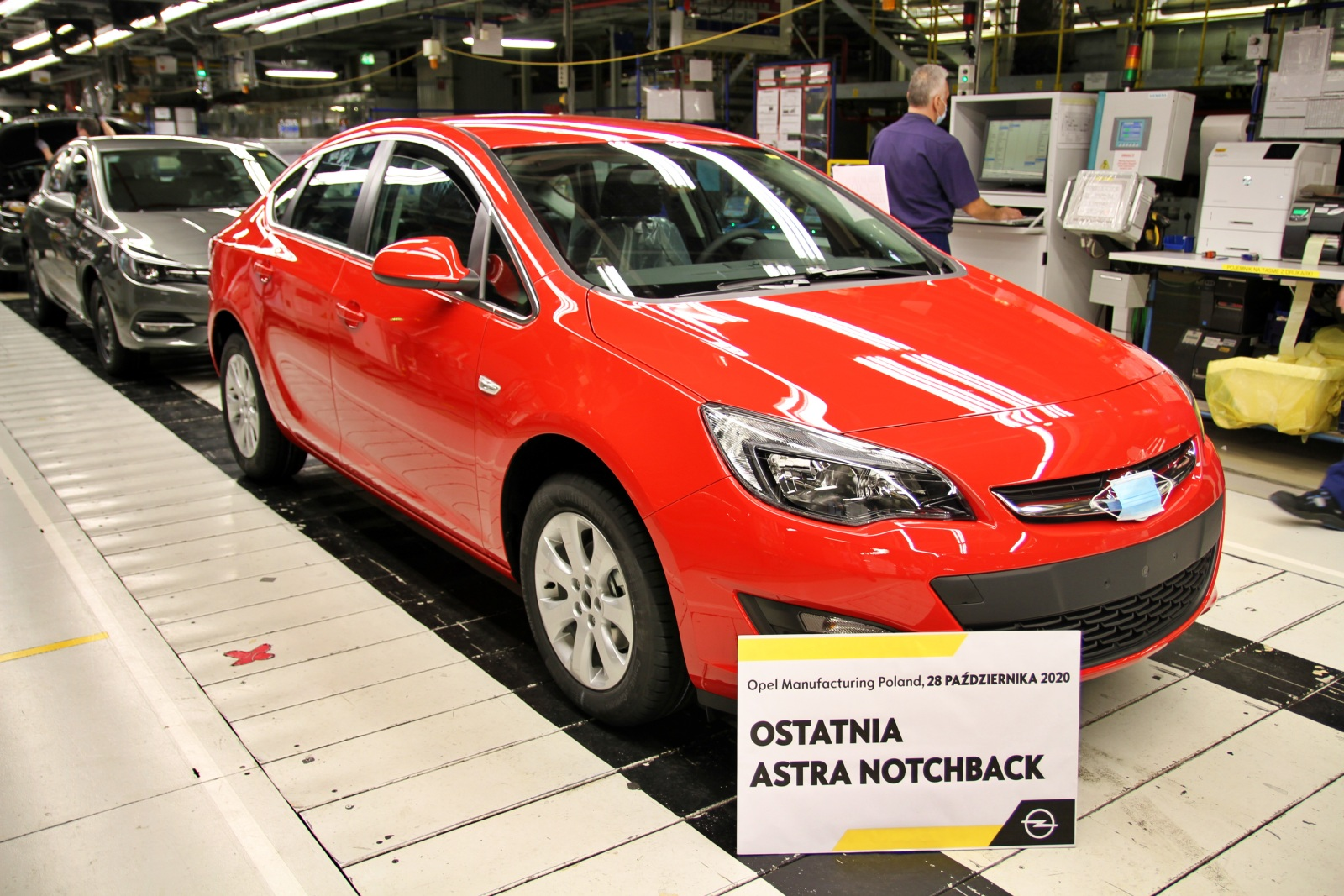 Opel Astra Gliwice