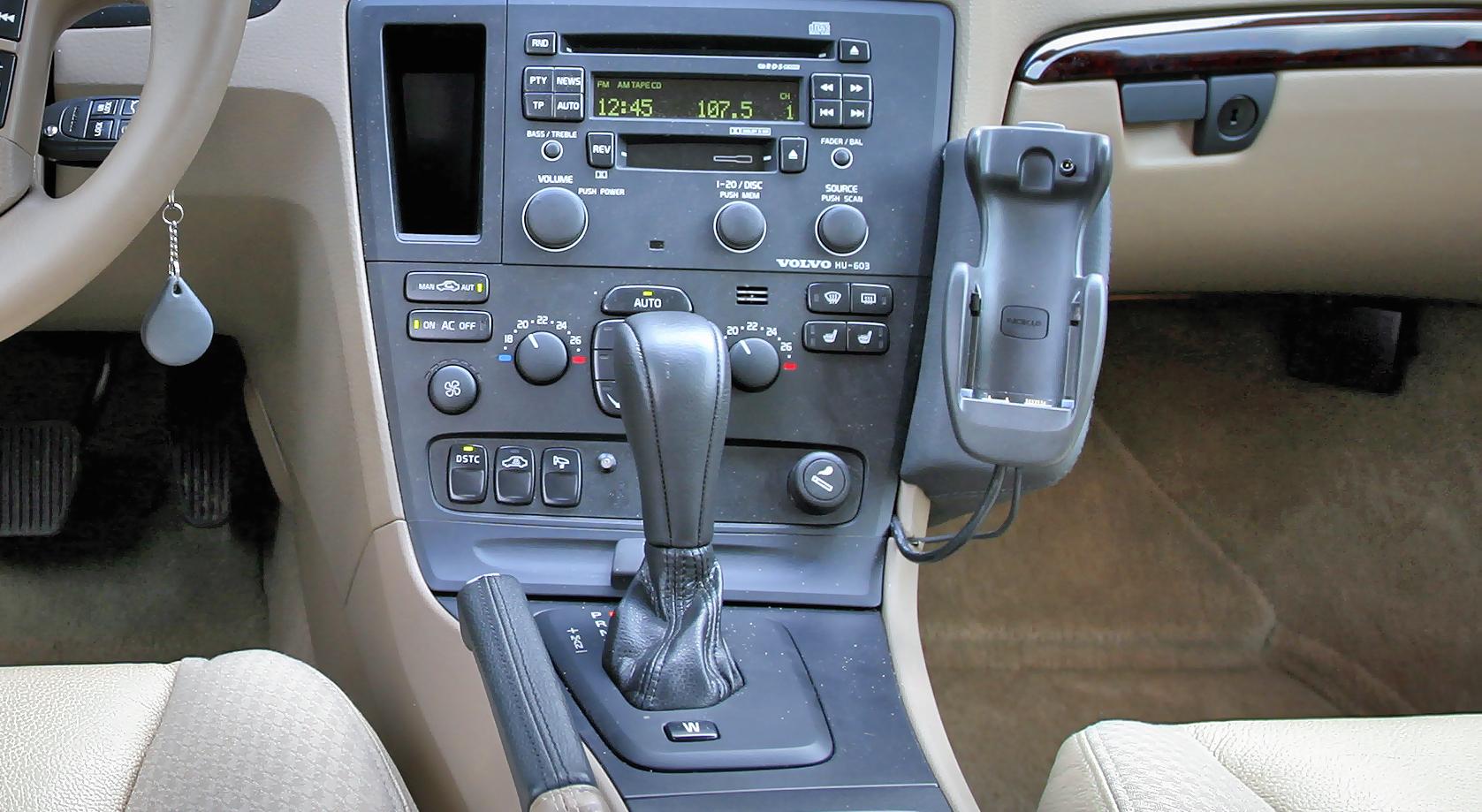 Automat Volvo