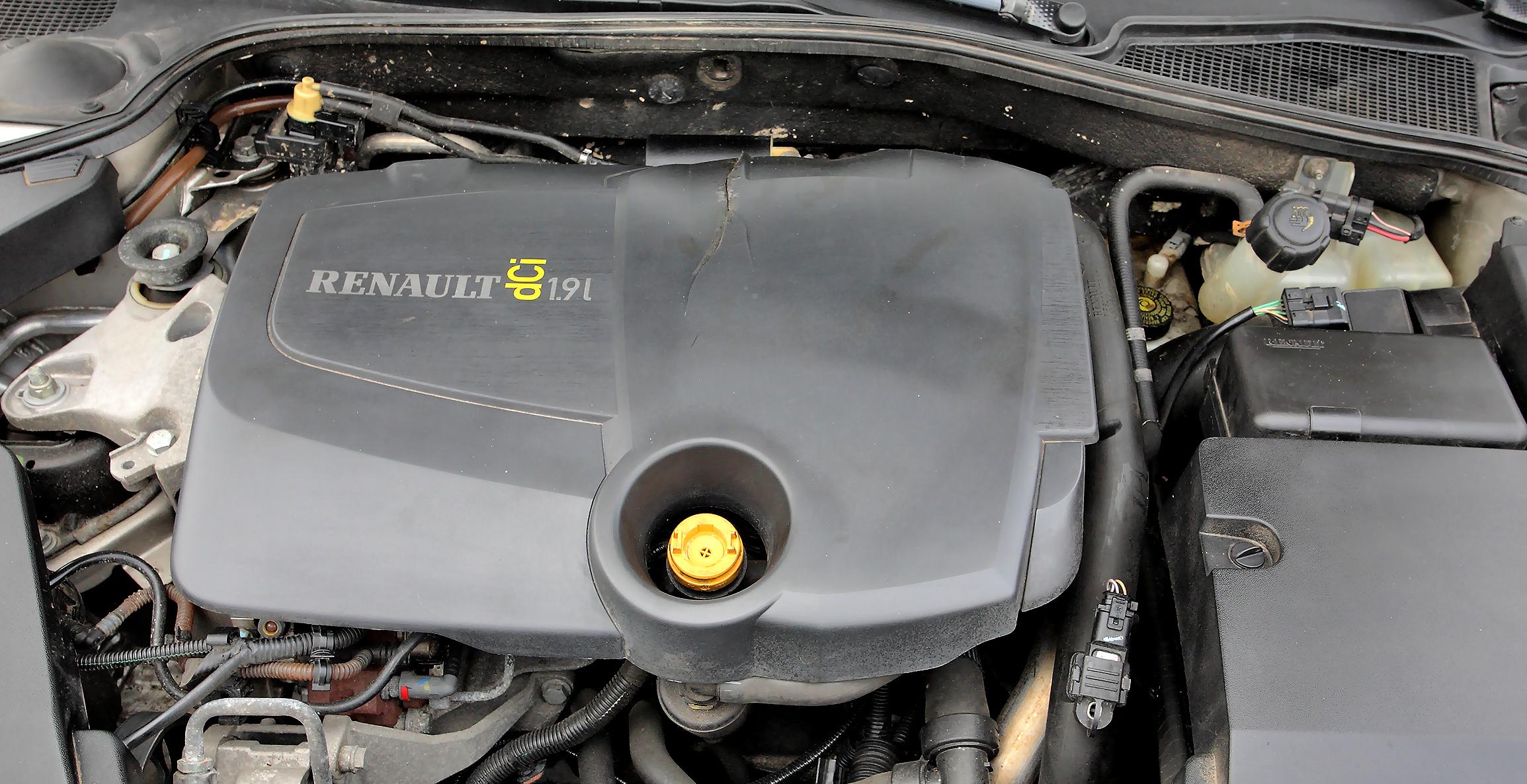 Silnik Renault 1.9 dCI