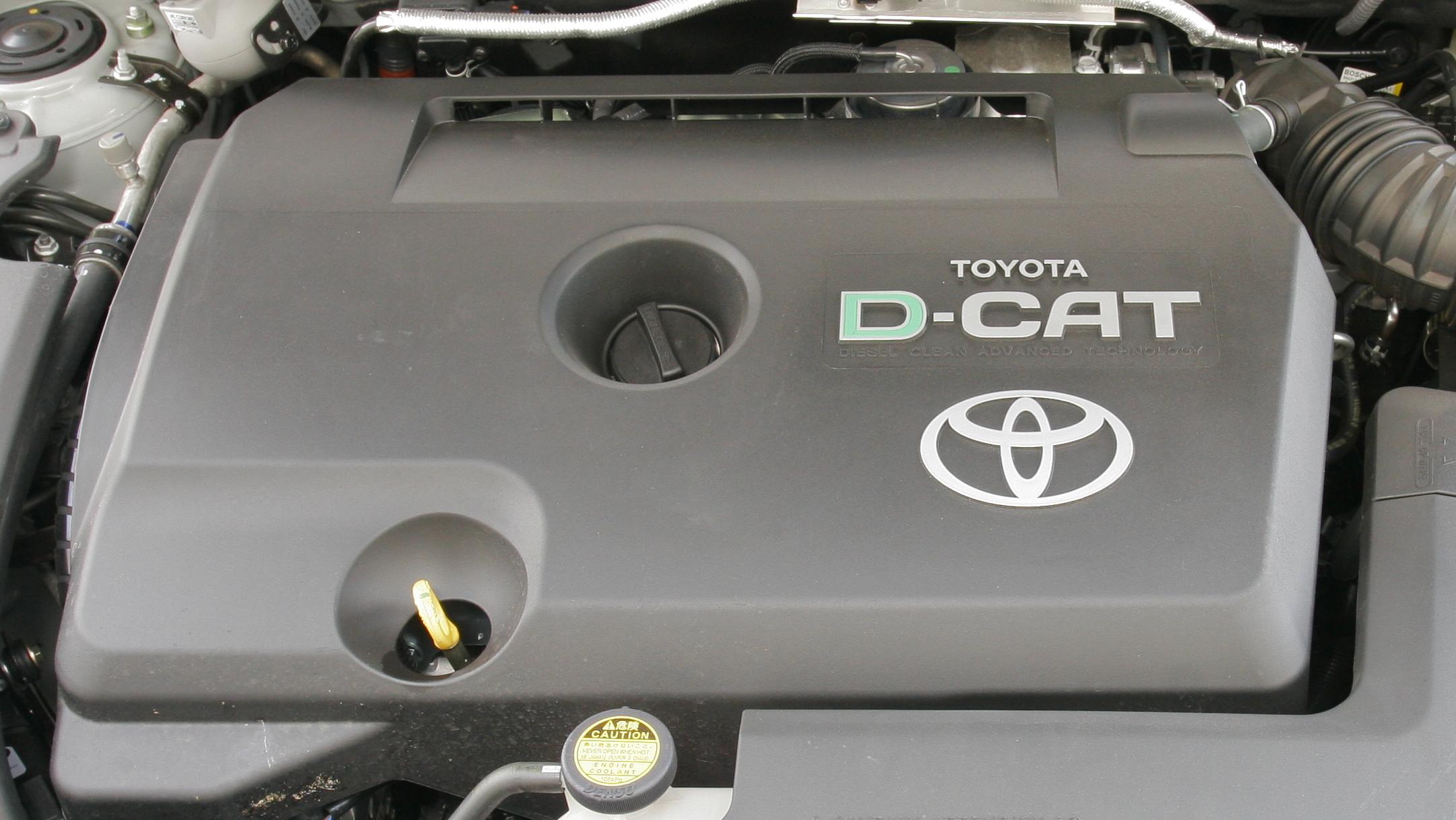 Diesel Toyota D-CAT