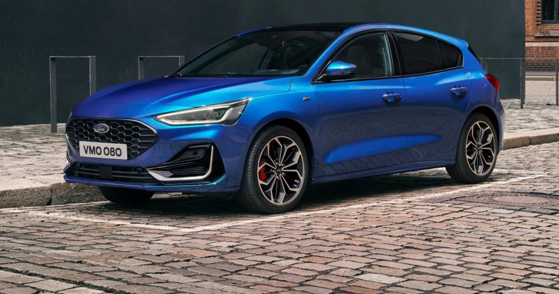 Ford Focus ST-Line - przód